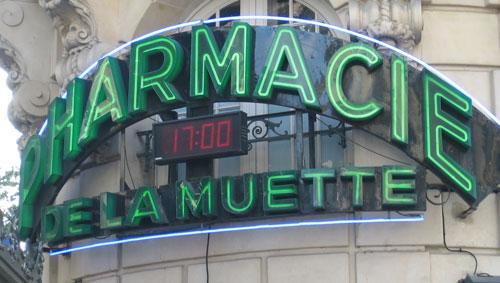 pharmaciedelamuette