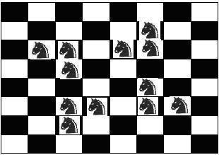12 cavalls