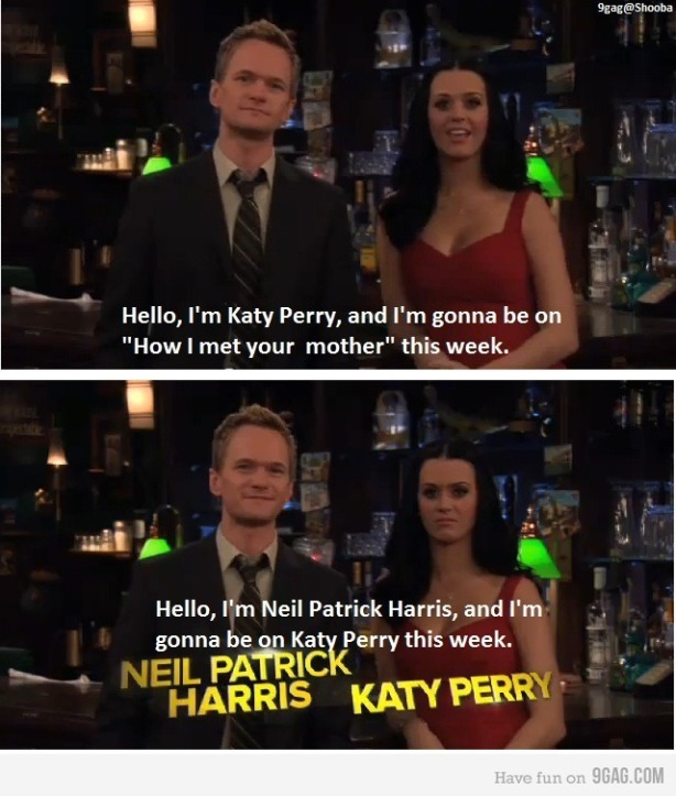 funny-himym-how-i-met-your-mother-katy-perry-neil-patrick-harris-Favim.com-413493