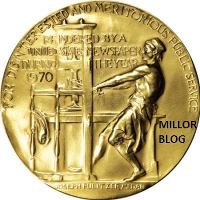 Premi Pulitzer al millor blog