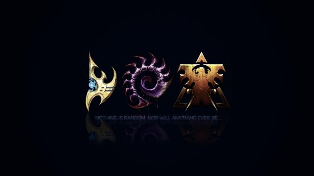Les tres races del Starcraft II
