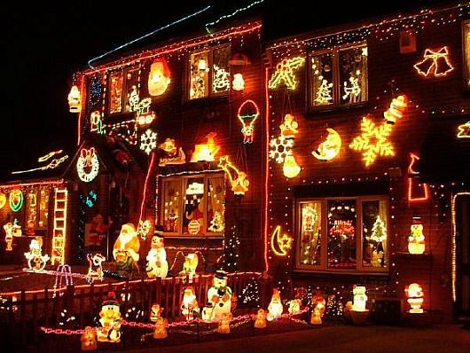 Aquest any la decoració de Nadal serà senzilleta...