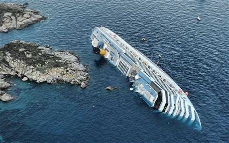 Amb Sant Nicolàs a bord el Costa Concordia no hagués passat res