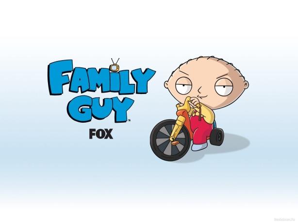 3. Family guy
