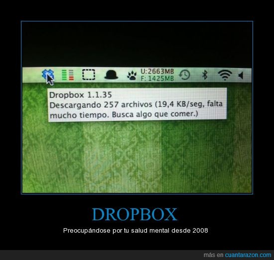 humor,dropbox,salud,busca,comer,rous