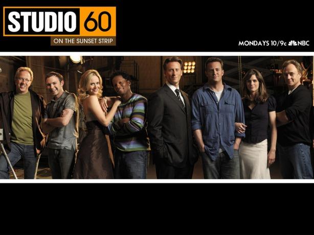 Els protagonistes i també els que més cobren de Studio 60