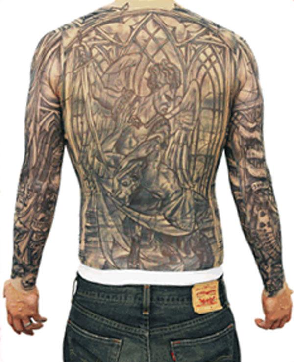Busques un tatuatge excessiu? parla amb Michael Scofield