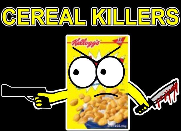 Serial Killer. No comments.