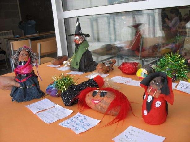 Fusionant tradicions: 2x1 Moniatos disfressats per Halloween