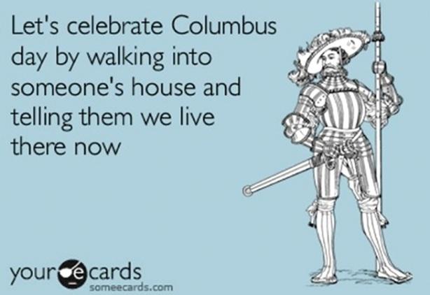 No se com podien viure aquella gent fins al segle XV sense ser descoberts