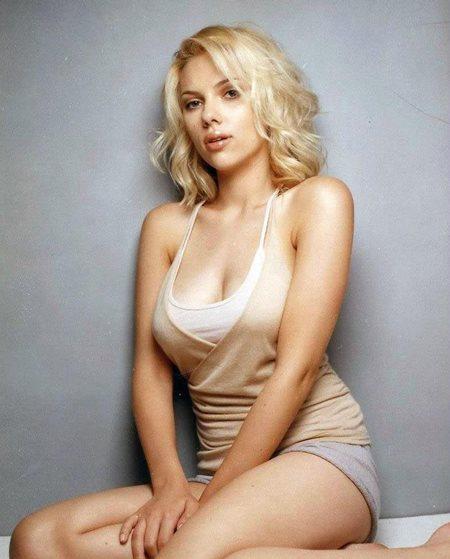 Scarlett Johansson ja m'ha felicitat, a què espereu vosaltres?