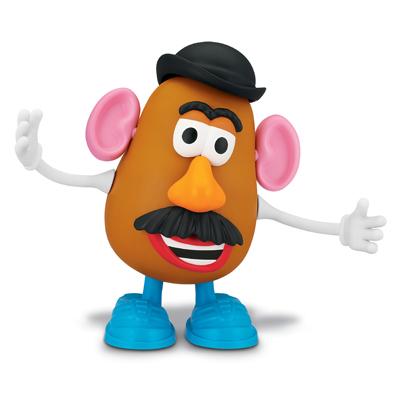 Per què hi ha un Mr Potato i no un Mr Moniato? Això es discriminació!