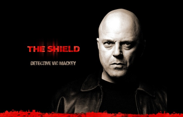 4) The Shield - Vic Mackey