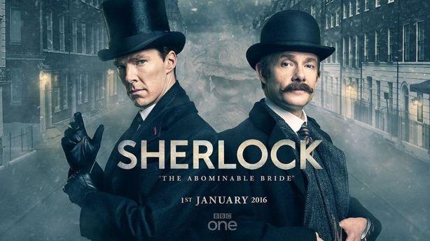 Sherlock amb un estil més clàssic
