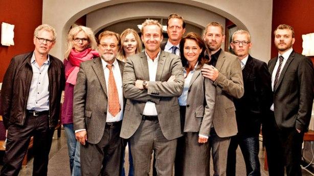 Es curiós com les cares de política fictícia danesa són molt més conegudes que les cares dels polítics reals.
