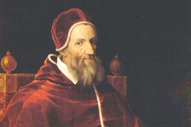 Gregori XIII, el papa que se li va escapar de les mans la excusa d'haver-se oblidat la reunió d'un dia.