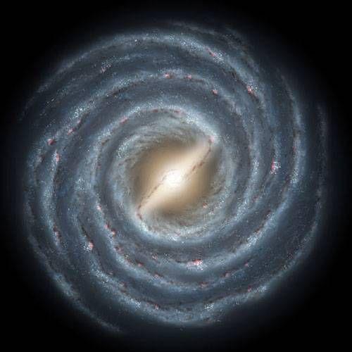Com que el seu blog no té capçalera he posat la foto del seu avatar, una galàxia en espiral, no estic segur de quina, segurament la seva