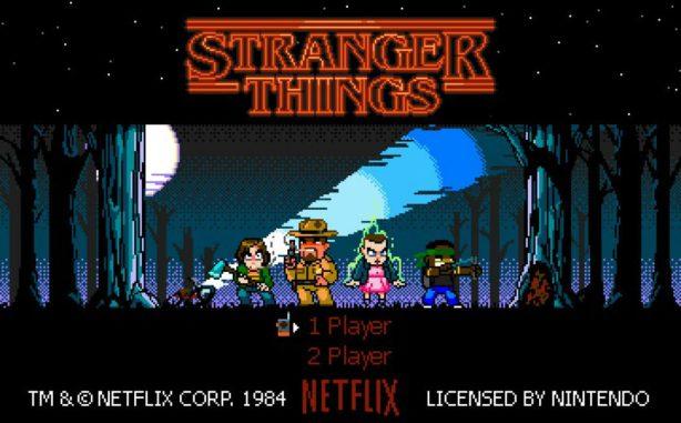 Per si no havia quedat clar l'ambient retro de la sèrie.