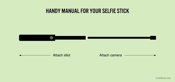handymanualforyourselfiestick
