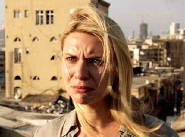 Que algú cancel·lí la sèrie que aquesta dona està patint massa